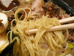 めじろ(2):麺