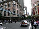 一番星:シドニー街中