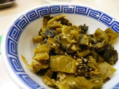 にんにくや(31):高菜
