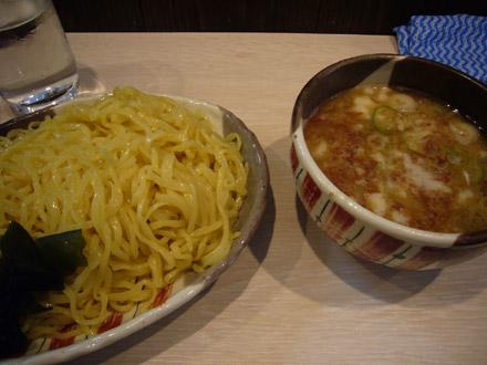 はる太郎:特製つけ麺(小写真)