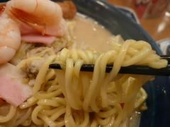 リンガーハット(11):麺