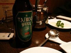 天香回味:台湾ビール