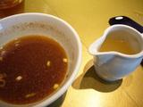 東神田:スープ割り