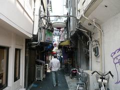 EX:東小路飲食店街
