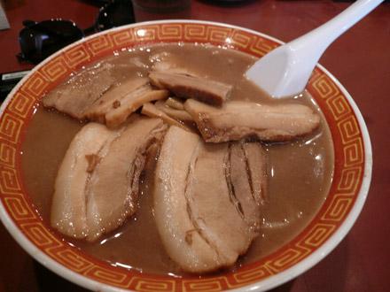 一作:特選チャーシュー麺