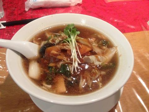 中華料理 友苑八代市☆アスター麺