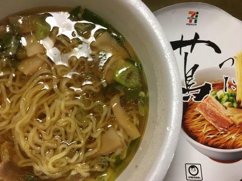 インスタントカップ麺「蔦」ほんまもんやん!