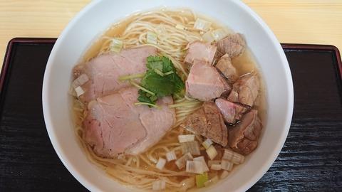 麺処まるは RISE@JR名古屋高島屋 大北海道展