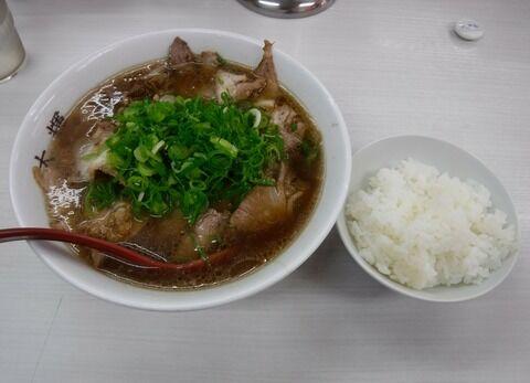 11月ラーメン その弐 ラーメン専門店 大輝