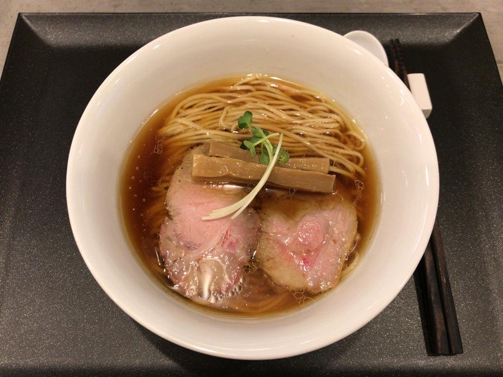 らぁ麺 やまぐち@西早稲田 / 鶏そば