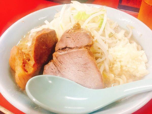 AKB小嶋菜月「昨日、ラーメン二郎食べたにんにく増しにして、最高すぎた」