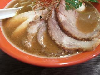 麺やでこ20151130肉