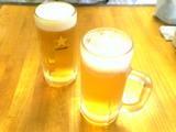 ビール(めしやっちゃん)