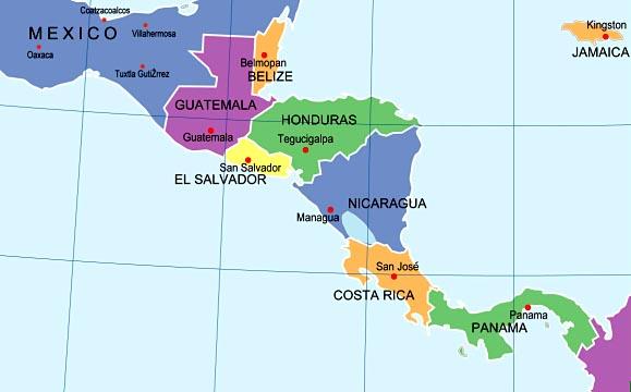 カリブと中米 : イパネマ24時
