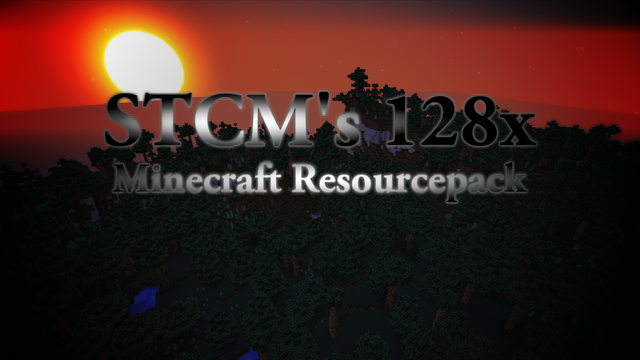 STCM's 128x Minecraft ResourcePack