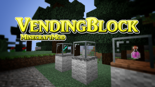 Vending Block