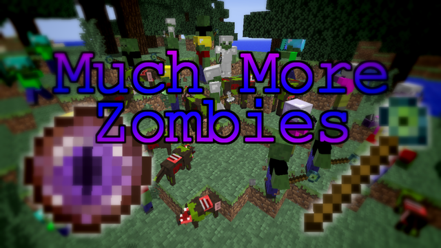 Much More Zombies