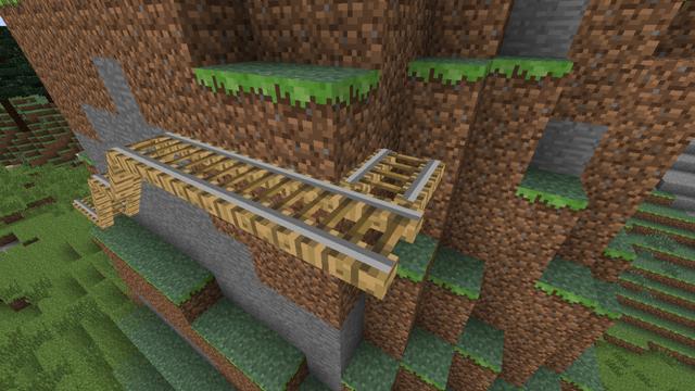 Rail Bridgeカーブ
