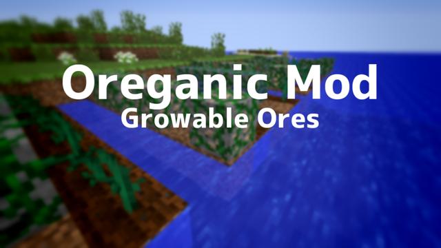 Oreganic Mod