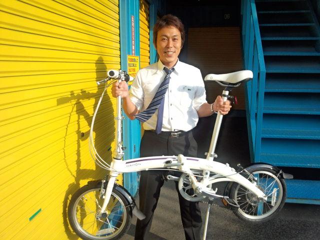 自転車の dahon 自転車 改造 : ... 新しい自転車仲間が増えました