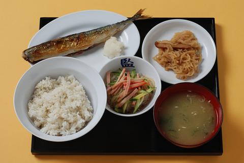 刑務所の昼食