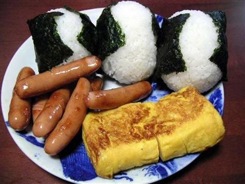 夜食っぽい食べ物