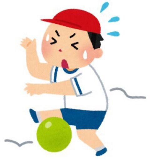 運動神経が悪くて悩んだ学生時代...