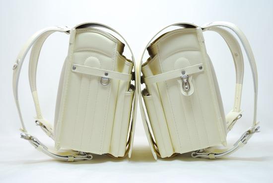 8 総牛革ランドセル(ホワイト)