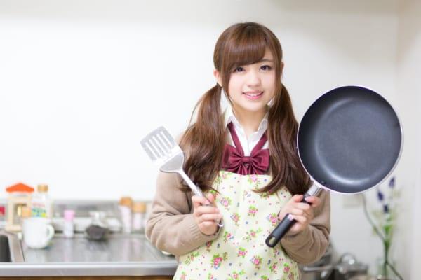 男子に聞いた! 「女子が作ると萌える料理」ランキング第1位はオムライス 2位肉じゃが 3位ハンバーグ