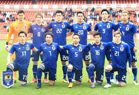 <W杯出場国パワーランキング>日本は26位!