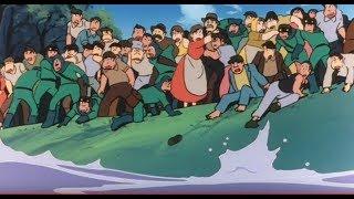 ホリエモン 「俺のアニメ傑作ランキング 1位未来少年コナン 2位ふしぎの海のナディア 3位エヴァンゲリオン」