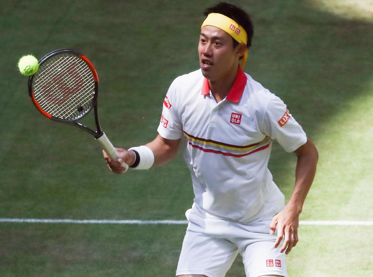 【テニス】錦織は27位、26日付 日本勢世界ランキング一覧