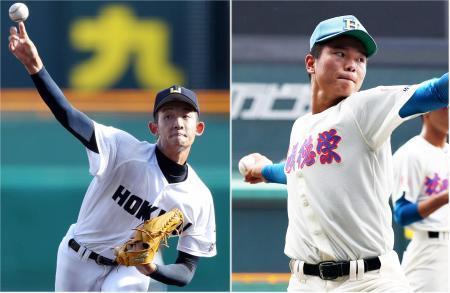 【高校野球】150キロ超え投手不在/甲子園初戦球速ランキング