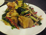 豚足の冷菜