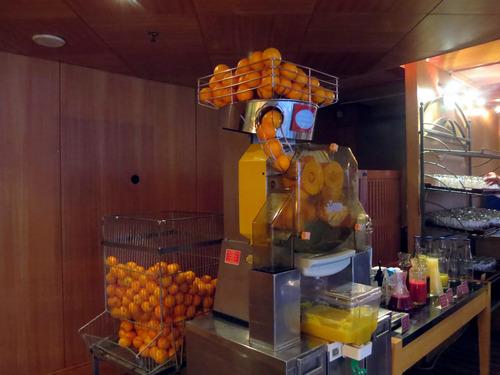 オレンジジューサー
