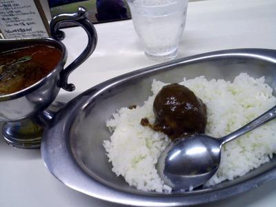 煮玉子ライス