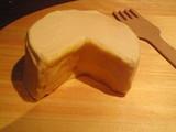濃厚なチーズケーキ