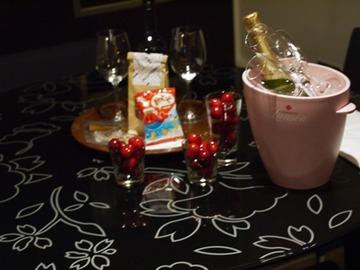 シャンパンパーチー