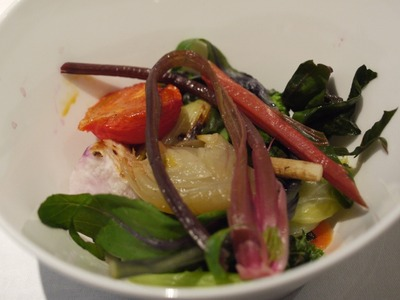 お野菜のソテー