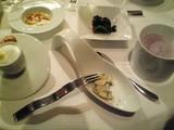 アミューズのお皿たち