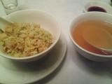 スープ炒飯にするとなお美味♪