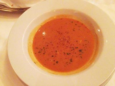 オマール海老ビスクスープ