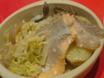 魚のシュークルート