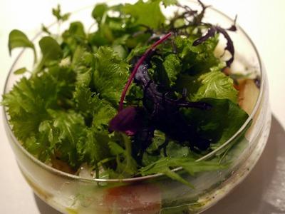 お野菜とホエイスープ