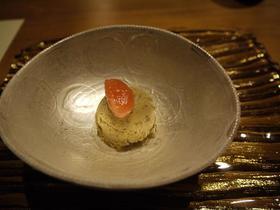 蕗と林檎アイス