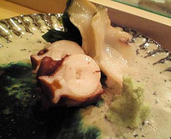蛸とつぶ貝