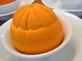上海蟹in オレンジ