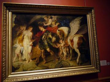 ペルセウスのアンドロメダ