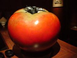 林檎のオブジェ