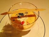 京人参のスープ